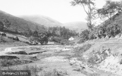 Church Stretton, Carding Mill Valley 1892