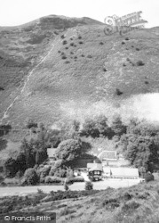 Carding Mill Valley c.1960, Church Stretton