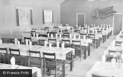 Carding Mill Valley, Chalet Pavilion Restaurant c.1935, Church Stretton