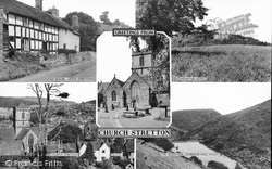 Composite c.1965, Church Stretton