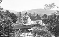 Denehurst Hotel c.1955, Church Stretton