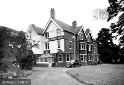 Church Stretton, Denehurst Hotel c.1955
