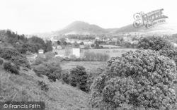 General View c.1965, Church Stretton