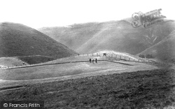 Church Stretton, Golf Links 1910