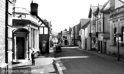 Church Stretton, High Street c.1960