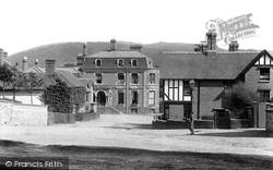 Church Stretton, Hotel 1892