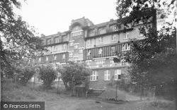 Longmynd Hotel c.1955, Church Stretton