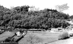 Church Stretton, Longmynd Hotel c.1965