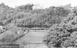Longmynd Hotel c.1965, Church Stretton
