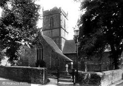 Church Stretton, St Laurence's Church 1904