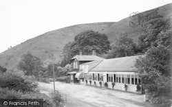 Church Stretton, The Chalet Pavilion, Carding Mill Valley c.1935