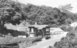 Church Stretton, The Chalet Pavilion, Carding Mill Valley c.1960