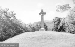 The War Memorial c.1960, Church Stretton
