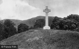 Church Stretton, War Memorial 1925