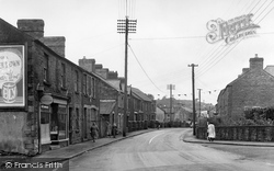 Church Village, Main Road 1951