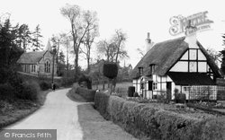 Churchdown, A Pretty Corner c.1950