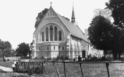 Churchdown, St Andrew's Church 1906