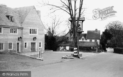 Churchdown, The Bat And Ball c.1950