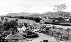 General View c.1955, Churchstoke