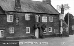 Church House Inn c.1960, Churchstow