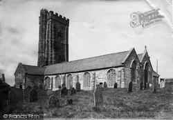 St Mary's Church 1890, Churchstow