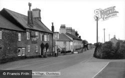 The Village c.1960, Churchstow