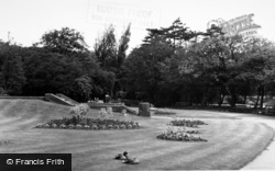 Churchtown, Botanic Gardens c.1960