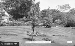 Churchtown, Botanic Gardens c.1965