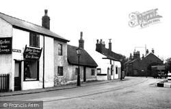 Churchtown, Botanic Road c.1950
