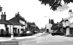 Churchtown, Botanic Road c.1965