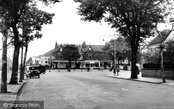 Churchtown, Cambridge Road c.1950