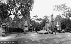 Churchtown, Entrance To Botanic Gardens c.1965