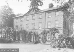 Kirkland Hall c.1955, Churchtown
