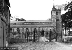 St Helen's Church c.1955, Churchtown