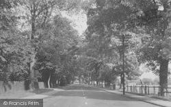 The Avenue, Blackpool Road c.1955, Churchtown