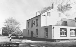 The Horns Inn c.1965, Churchtown