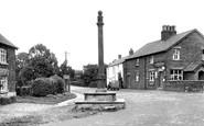Churchtown, the Olde Cross c1955