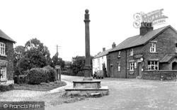 The Olde Cross c.1955, Churchtown