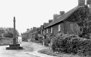 Churchtown, the Village c1955
