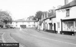 Churchtown, The Village c.1955