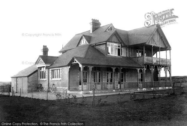 Churston Ferrers, Golf House 1904