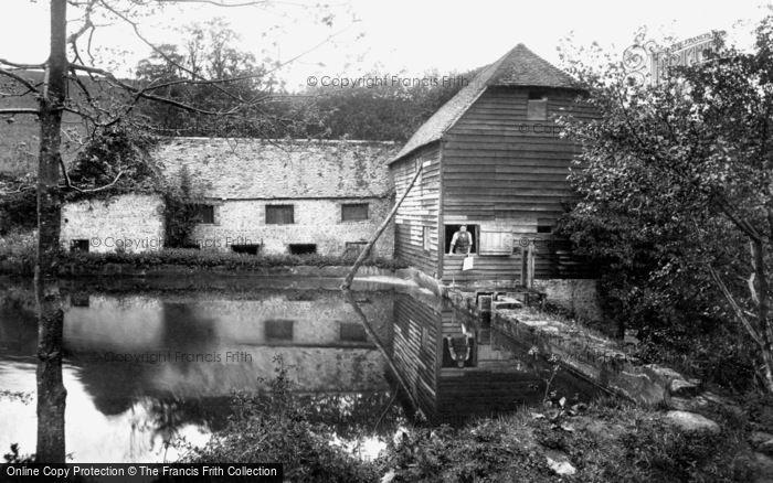 Churt,Barford Mill 1906,Surrey