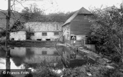 Churt, Barford Mill 1906
