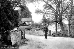 Churt, Barford Stream 1906