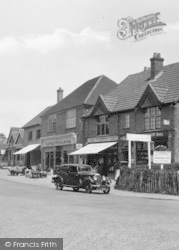 Churt, Cross Ways 1936