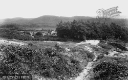 Churt, Crosswater And Devil's Jumps 1921