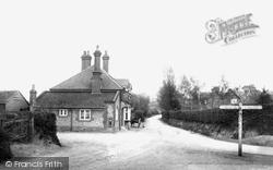 Churt, Crossway's Inn 1906