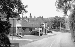 Churt, Farnham Road c.1955