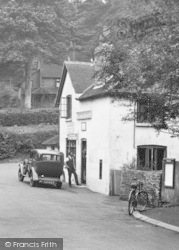 Churt, Post Office 1932