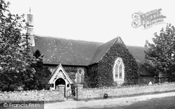 Churt, St John's Church 1906